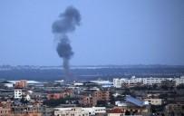 ROKET SALDIRISI - İsrail Saldırılarında 5 Filistinli Yaralandı