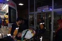 Karayolunda Buzlanma Zincirleme Kaza Getirdi Açıklaması11 Yaralı