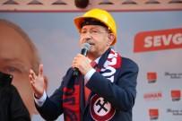 SİLAH FABRİKASI - Kılıçdaroğlu Açıklaması 'Bizim Belediye Başkanlarımızın Tamamı Düzgün İnsanlar'