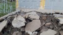 Malatya'da Depremde Bazı Evler Hasar Gördü