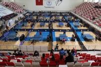 Masa Tenisinin Kalbi Eskişehir'de Atıyor