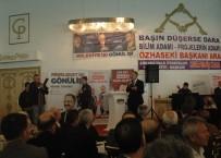 Mehmet Özhaseki, Halk Otobüsleri Kooperatifi Üyeleriyle Buluştu