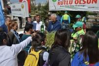 FOTOĞRAF SERGİSİ - Mersin Orman Bölge Müdürlüğü 5 Bin Adet Fidan Dağıttı