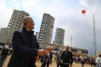 UÇURTMA ŞENLİĞİ - Mezitli Belediyesi Uçurtma Şenliği Düzenledi