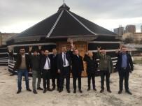 İLETİŞİM MERKEZİ - MHP Çankaya İlçe Teşkilatından Nostaljik Seçim İletişim Merkezi