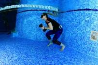Milli Sporcu Bilge Çingigiray'dan Yeni Rekor