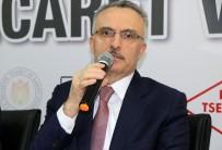 Naci Ağbal, 'Türkiye Ekonomisini Olması Gereken Yerlere Taşıyacağız'