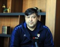 MOLDOVA - Moldova Futbol Federasyonu Asbaşkanı Hincu Açıklaması 'Moldova Futbolunda Yeni Nesil Çıkarmak Zorundayız'