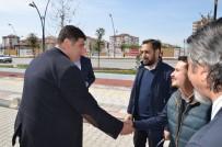 Parlak'tan 'Belediyede Yolsuzluk Var' İddiası