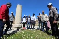 YABANCI ÖĞRENCİLER - PAÜ'lü Yabancı Öğrenciler Stratonikeia Antik Kentini Gezdi