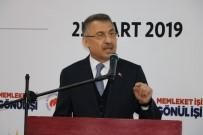 'PKK Ve FETÖ İle İş Tutanları Savunanlar Muhalefet Yapıyor'