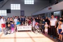 Rektör Taş, 'Yüz Yüze' Projesine Katılan Aileleri Ziyaret Etti