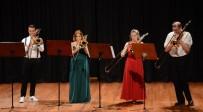 Salon 2003'Te 'Türk Trambon Topluluğu Oda Müziği Konseri'