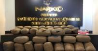 Sebze Kasalarında 34 Kilogram Uyuşturucu Ele Geçirildi