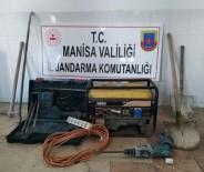 Sit Alanında Kaçak Kazıya Jandarma Baskını Açıklaması 4 Gözaltı
