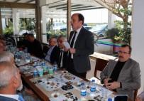 Spor Genel Müdürü Baykan Amatör Spor Kulüpleriyle Buluştu