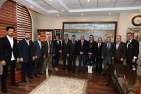 ULUSLARARASI OLİMPİYAT KOMİTESİ - TMOK'un Spor Kültürü Ve Olimpik Eğitim Komisyonu Mersin'de Toplandı