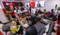 MILLI MAÇ - Vodafone, teknoloji ve çözümlerini ekonomi zirvesinde tanıttı