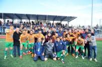 ULALAR - Yeşilyurt Belediyespor'da 4-0'Lık Galibiyet Şampiyonluk Umutlarını Yeniden Yeşertti