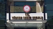 YSK'nin Yeni Binasında İlk Kurul Toplantısı