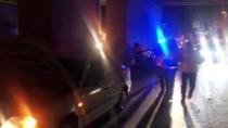 Zeytinburnu'nda Trafik Kazası  Açıklaması 5 Yaralı