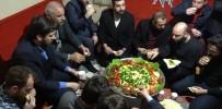 Zorluoğlu Öğrenci Evinde Çiğ Köfte Partisine Katıldı
