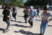 '40 Dakika Teneffüs, 40 Dakika Ders Projesi' Antalya'da Başladı