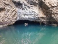 Altınbeşik Mağarası Yolu Yenileniyor
