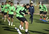 KAYACıK - Atiker Konyaspor'da Başakşehir Hazırlıkları Başlad