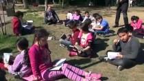 Aydın'da Kitap Okuma Etkinliği