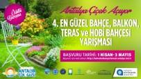 Balkon, Teras Ve Hobi Bahçeleri 49 Bin Lira İçin Yarışacak