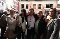 Başkan Çerçioğlu, İncirliova'da Esnaf Ziyareti Gerçekleştirdi