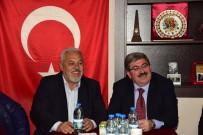 Bilecik'te Yaşayan Rumeli Türkleri, Başkan Can'ı Bağrına Bastı
