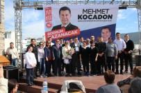 MEHMET KOCADON - Bodrumlular Evlatları Mehmet Kocadon'a Sahip Çıktı