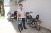 Çalınan Motosikletini 34 Gün Sonra Buldu