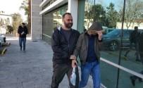 Çatıdan Hırsızlık İddiasına Gözaltı