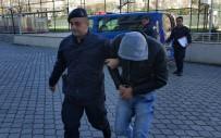 Cezaevi Ziyaretinde Hırsızlık Yaptı