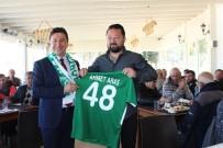 YUNANİSTAN BAŞBAKANI - CHP Adayı Aras, Spor Kulüpleriyle Omuz Omuza