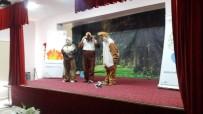 Çocuklar İçin Ormanın Güzellikleri İsimlerini Çocuk Tiyatrosu Sahnelendi