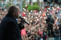 Cumhurbaşkanı Erdoğan Açıklaması ''Siyaset Beyaz Kefen Giyenlerin İşidir''