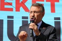 MOLDOVA - Cumhurbaşkanı Yardımcısı Oktay, A Milli Futbol Takımı'nı Tebrik Etti