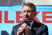 Cumhurbaşkanı Yardımcısı Oktay'dan İsrail'e Tepki;