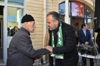 HAYVAN PAZARI - Dağ İlçeleri Aktaş'ı Bağrına Bastı