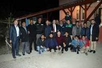 Dr. Aydoğan Arslan, Ziyaretlerini Sürdürüyor