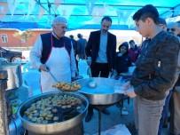 BURMA - Emekli İmam, 25 Yıldır Lokma Tatlısı Yapıyor