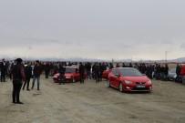 Erzincan'da Motor Sporu Tutkunları İçin Pist Yapılıyor