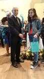 Genç Okçular Ödüllerini Türk Tarih Kurumu Başkanı Prof. Dr. Turan'ın Elinden Aldı