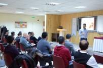 Hakkari'de AB Hibe Programlarına İlişkin 'Proje Hazırlama Eğitimi'