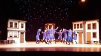 Halk Dansları Topluluğu'ndan 'Eski Bir Şehir Hikayesi' Oyunu