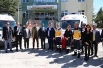 İl Sağlık Müdürlüğünden Sivrihisar'a Yeni Ambulans